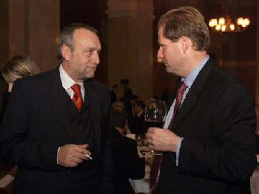 Rudolf Fischer (Telekom Austria) im Talk mit Jon Martinsen (Herold Business Data) (17.11.2014)