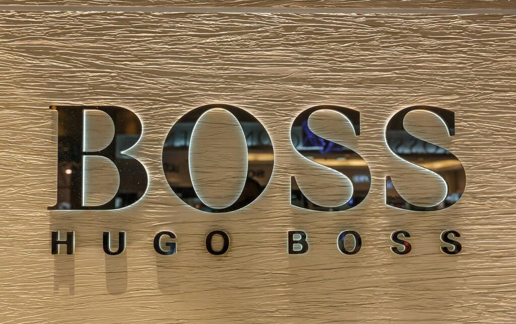 Hugo Boss <a href=http://www.shutterstock.com/gallery-1464035p1.html?cr=00&pl=edit-00>Tooykrub</a> / <a href=http://www.shutterstock.com/editorial?cr=00&pl=edit-00>Shutterstock.com</a>, © www.shutterstock.com (19.11.2014)
