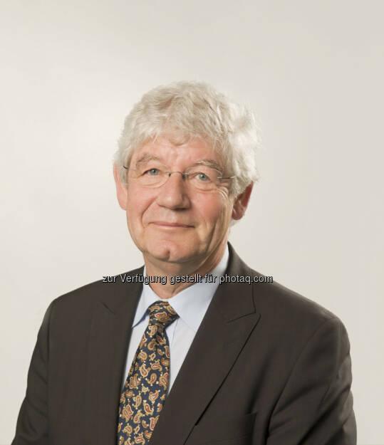 Wilm Herlyn, neues Mitglied im Daimler Beirat für Integrität und Unternehmensverantwortung., © Aussender (24.11.2014)