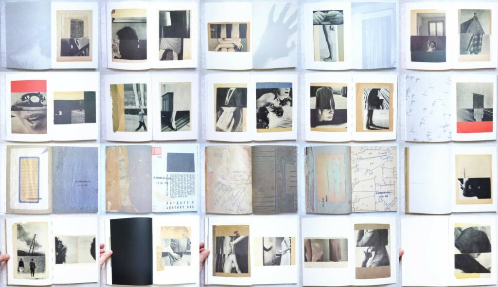 Katrien de Blauwer - I do not want to disappear silently into the night, Avarie 2014, Beispielseiten, sample spreads - http://josefchladek.com/book/katrien_de_blauwer_-_i_do_not_want_to_disappear_silently_into_the_night, © (c) josefchladek.com (26.11.2014)