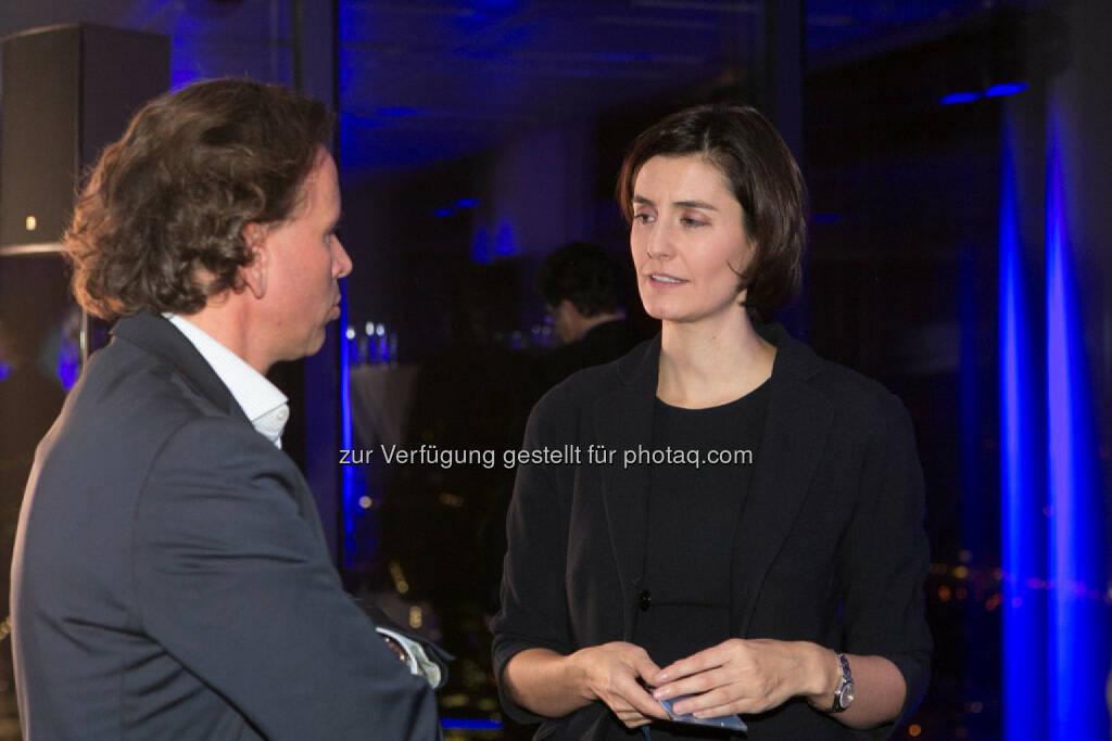 Birgit Noggler (CFO Immofinanz) im Gespräch, http://privatanleger.immofinanz.com/, © Martina Draper für Immofinanz (27.11.2014)