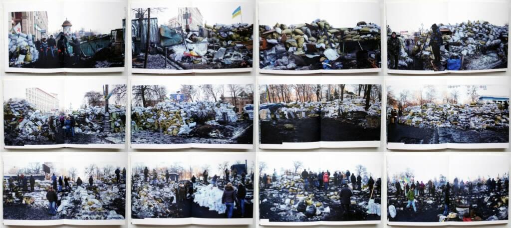 Julia Polunina-But - Barricade, Luta Sprava Publishing 2014, Beispielseiten, sample spreads - http://josefchladek.com/book/julia_polunina-but_-_barricade, © (c) josefchladek.com (02.12.2014)