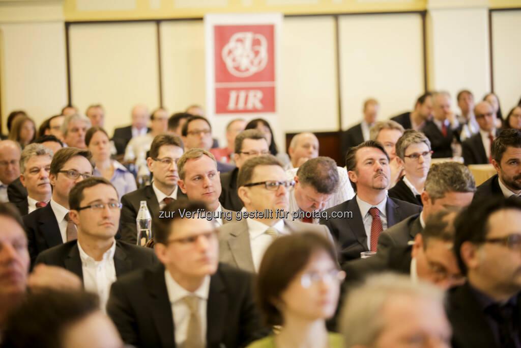 IIR GmbH: Der österreichische Bankenkongress Kurs feiert sein 10-jähriges Jubiläum, © Aussender (04.12.2014)