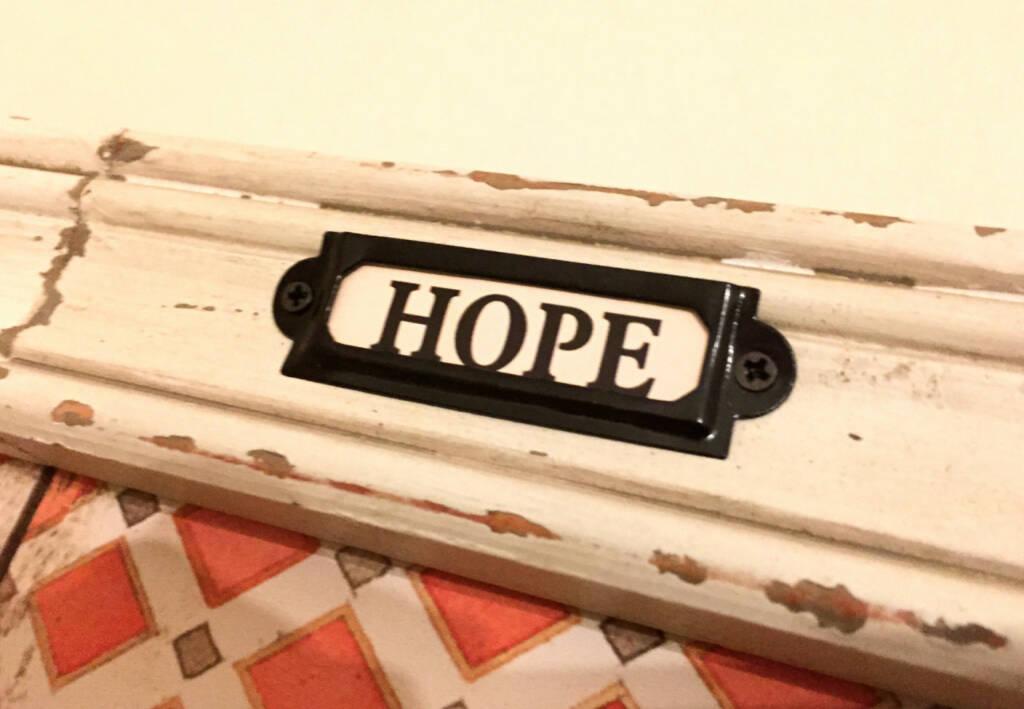 Hope Hoffnung, © diverse Handypics mit freundlicher Genehmigung von photaq.com-Freunden (06.12.2014)