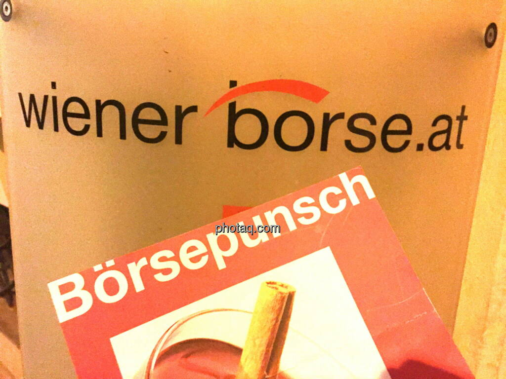 Wiener Börse Börsepunsch (06.12.2014)
