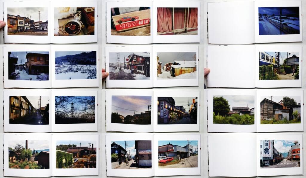 Koji Onaka - Short Trip Again, Matatabi Library 2014, Beispielseiten, sample spreads - http://josefchladek.com/book/koji_onaka_-_short_trip_again, © (c) josefchladek.com (08.12.2014)
