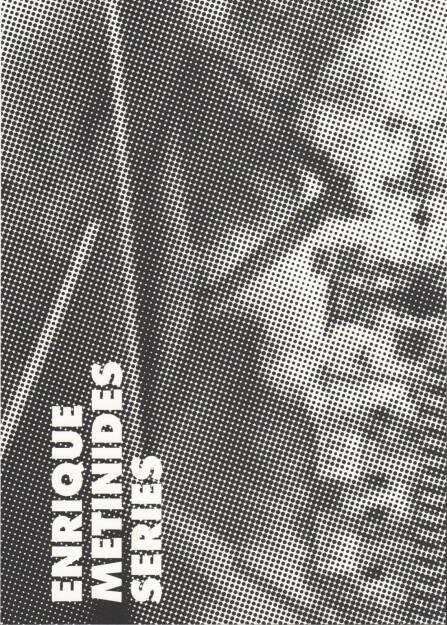 Enrique Metinides - Series, Kominek Gallery 2011, Cover - http://josefchladek.com/book/enrique_metinides_-_series , © (c) josefchladek.com (09.12.2014)