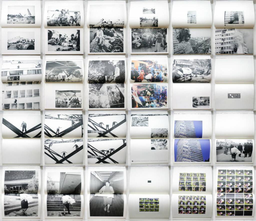 Enrique Metinides - Series, Kominek Gallery 2011, Beispielseiten, sample spreads - http://josefchladek.com/book/enrique_metinides_-_series , © (c) josefchladek.com (09.12.2014)
