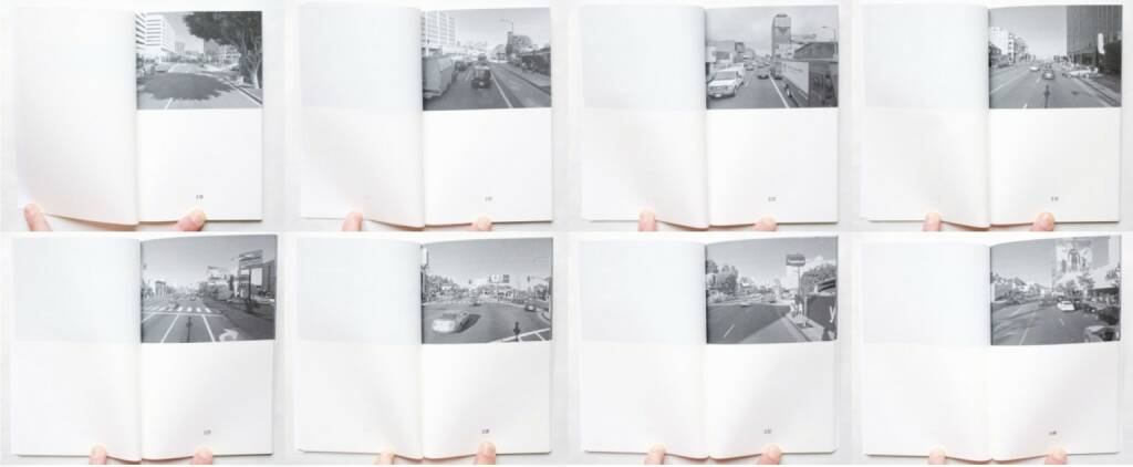 Pascal Anders - Sixty-Eight Minutes on the Sunset Strip, Self Published 2014, Beispielseiten, sample spreads - http://josefchladek.com/book/pascal_anders_-_sixty-eight_minutes_on_the_sunset_strip, © (c) josefchladek.com (10.12.2014)