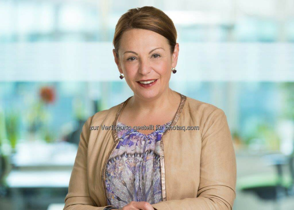 Renée Gallo-Daniel (Pfizer Corporation Austria) wird neue Business Lead Vaccines bei Pfizer Austria (Bild: Pfizer), © Aussender (11.12.2014)