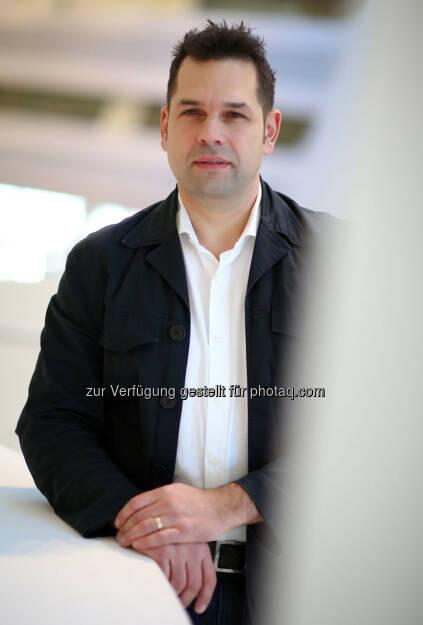 Werner Weihs-Sedivy, twingz-Geschäftsführer: Das Start-up twingz entwickelt eine Smart Energy Lösung zur Steuerung und Optimierung von Energieerzeugung und -verbrauch in Haushalten und Unternehmen. , © Aussendung (12.12.2014)