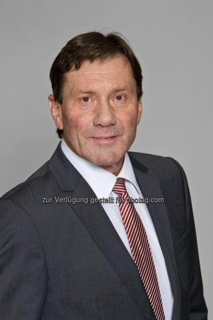 Gottfried Winkler, Obmann der Vaeb: Versicherungsanstalt für Eisenbahnen und Bergbau: Vaeb beschließt den Behandlungsbeitrag für ihre Versicherten zu reduzieren, © Aussender (12.12.2014)