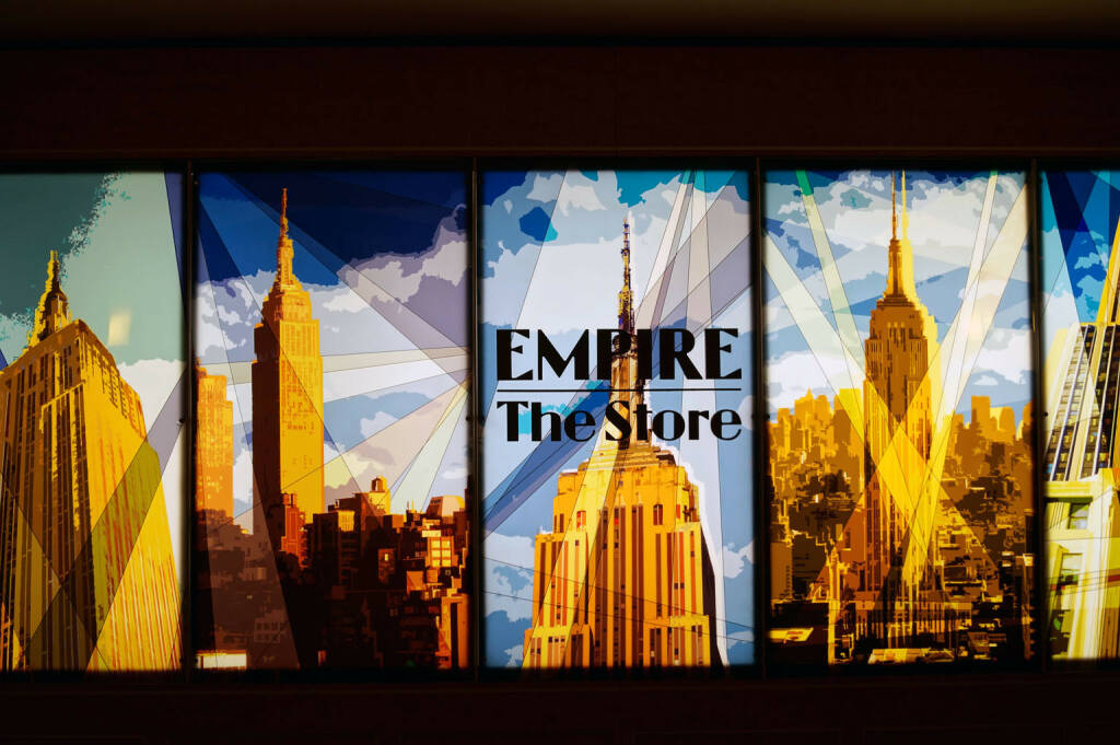 Empire State Building Store (Bild: bestevent.at) (13.12.2014)