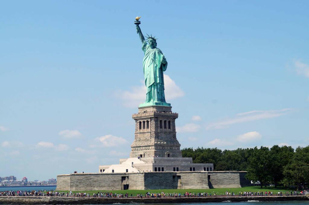 Freiheitsstatue, New York (Bild: bestevent.at) (13.12.2014)