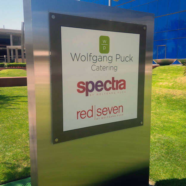 Wolfgang Puck, spectra, Catering (Bild: bestevent.at) (13.12.2014)