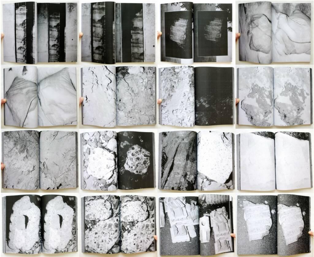 Hiroshi Takizawa - étude II The Concrete Is On My Mind, Self published 2014, Beispielseiten, sample spreads - http://josefchladek.com/book/hiroshi_takizawa_-_etude_ii_コンクリートイズオンマイマインド_the_concrete_is_on_my_mind, © (c) josefchladek.com (18.12.2014)