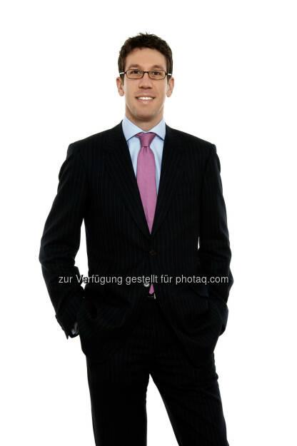 Florian Kusznier, Partner Schönherr: Die Rechtsanwaltskanzlei Schönherr hat den Life Sciences-Konzern Roche beim Erwerb der Dutalys GmbH, eines im Privatbesitz befindlichen Biotechnologieunternehmen mit Sitz in Wien, als Lead Counsel beraten., © Aussender (22.12.2014)