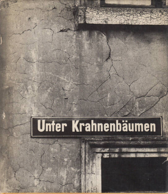 Chargesheimer - Unter Krahnenbäumen, Greven 1958, Cover - http://josefchladek.com/book/chargesheimer_-_unter_krahnenbaumen, © (c) josefchladek.com (27.12.2014)