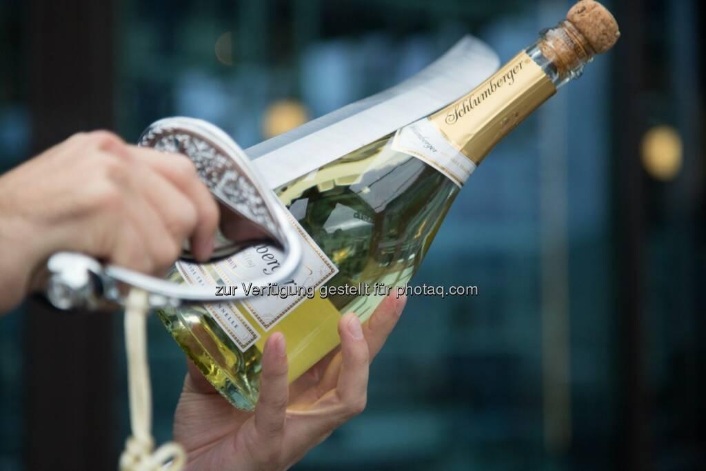 Schlumberger Wein- und Sektkellerei GesmbH: Schlumberger-Sektreport 2014: Rund 15 Millionen Sektgläser klingen zu Silvester, © Aussender (29.12.2014)