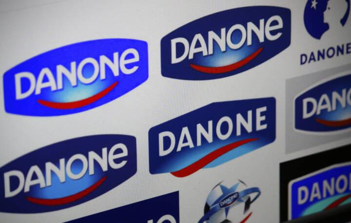 Danone, Logo, <a href=http://www.shutterstock.com/gallery-320989p1.html?cr=00&pl=edit-00>360b</a> / <a href=http://www.shutterstock.com/editorial?cr=00&pl=edit-00>Shutterstock.com</a>