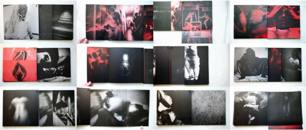 Francilins - LIMBO, Self published 2014, Beispielseiten, sample spreads - http://josefchladek.com/book/francilins_-_limbo, © (c) josefchladek.com (09.01.2015)