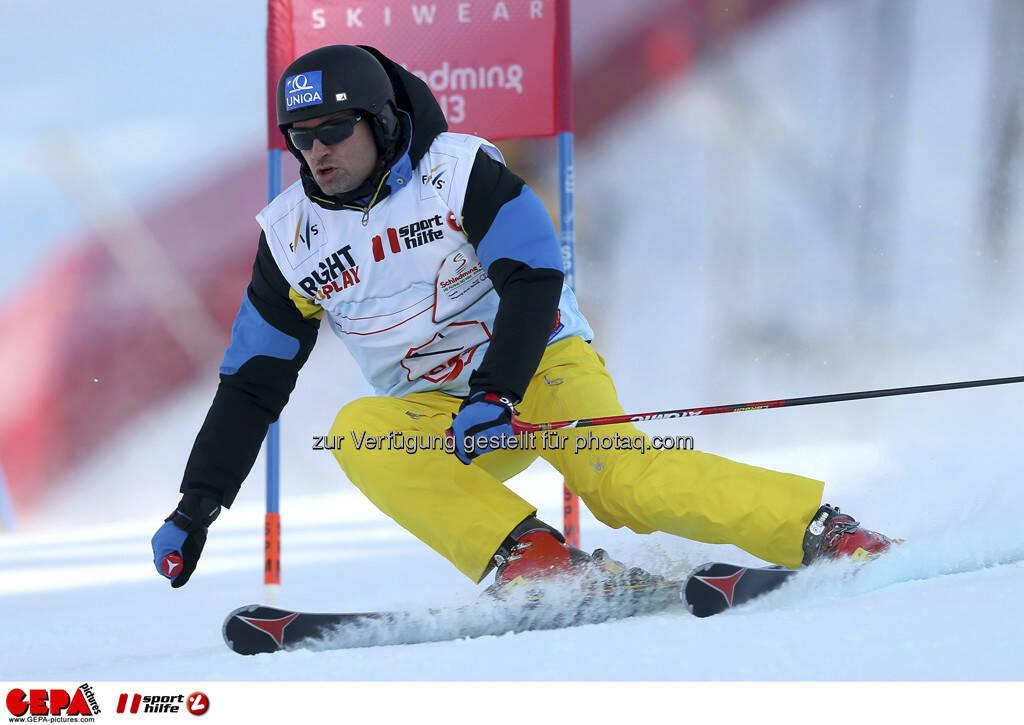 Stephan Eberharter (Team OESV). Foto: GEPA pictures/ Christian Walgram, © GEPA/Sporthilfe (10.02.2013)