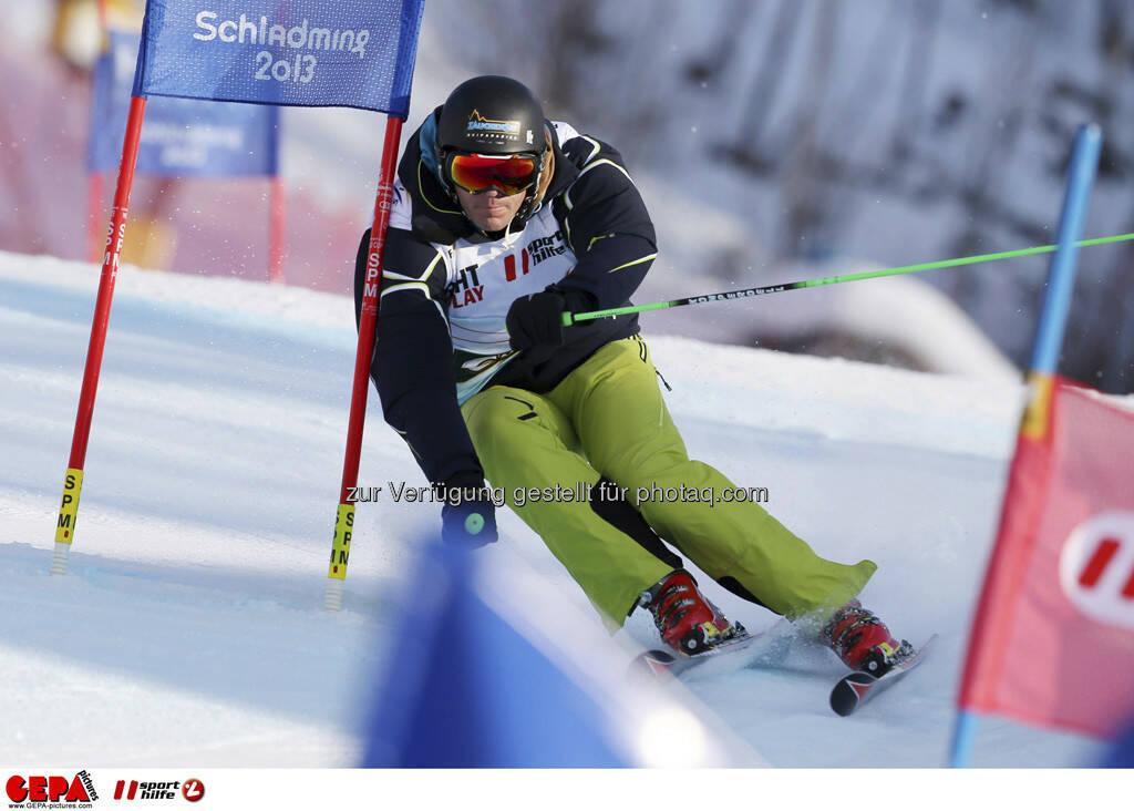 Michael Walchhofer (Team Goesser). Foto: GEPA pictures/ Wolfgang Grebien, © GEPA/Sporthilfe (10.02.2013)