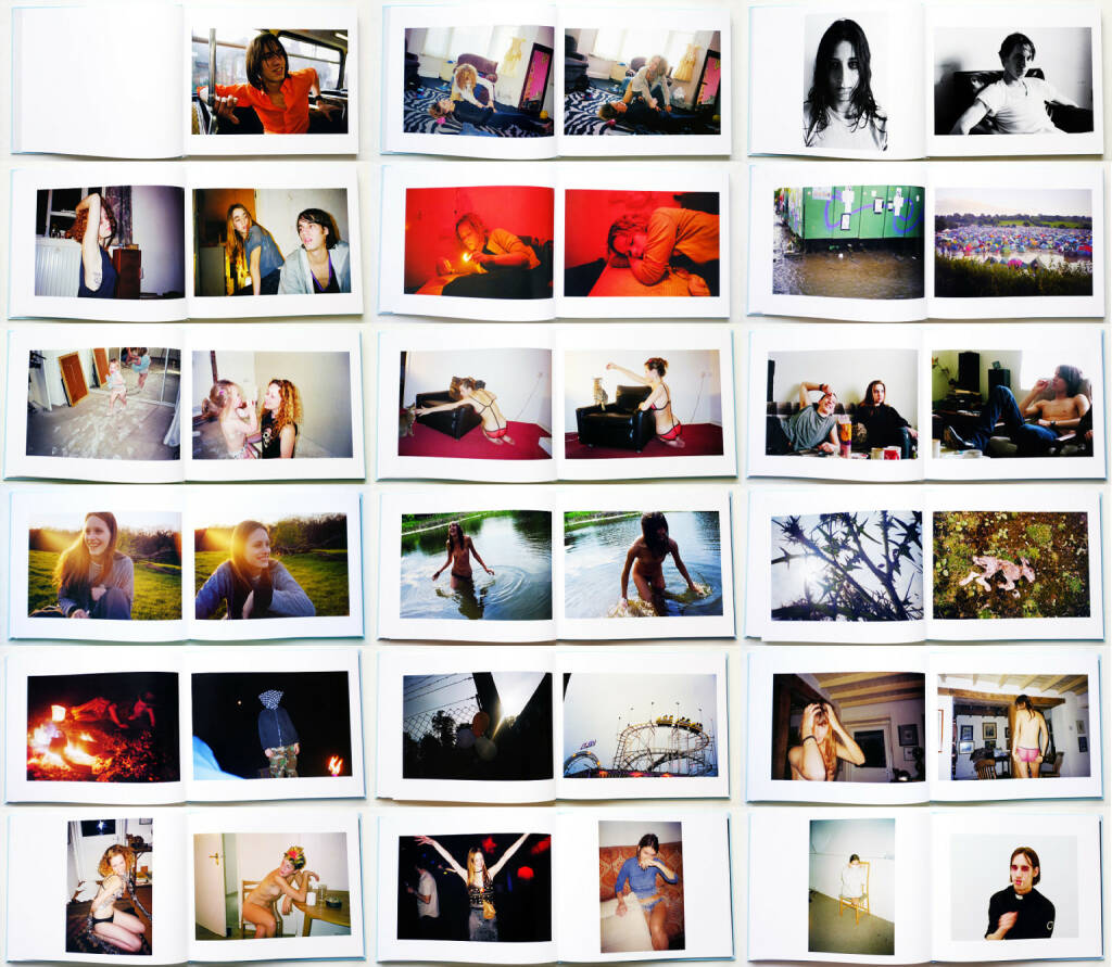 Corinne Day - May the Circle Remain Unbroken, Mörel 2014, Beispielseiten, sample spreads -  http://josefchladek.com/book/corinne_day_-_may_the_circle_remain_unbroken, © (c) josefchladek.com (13.01.2015)