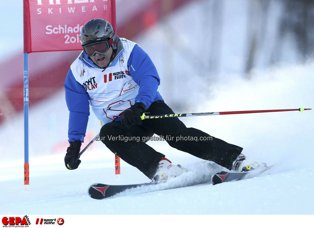 Anton Jimmy Steiner (Team OESV). Foto: GEPA pictures/ Christian Walgram, © GEPA/Sporthilfe (10.02.2013)