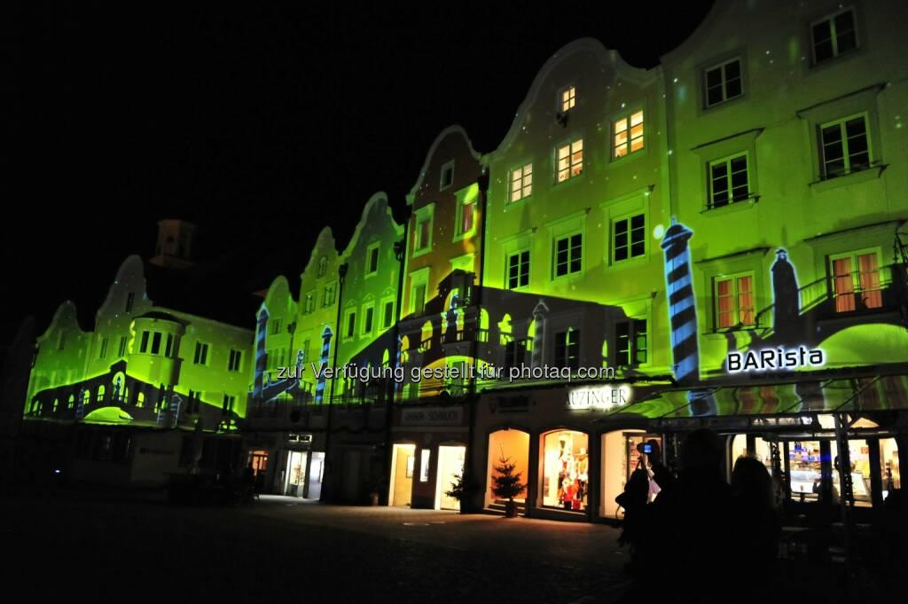 """Tourismusverband Schärding: Lichtspiele mit neuem Programm: """"Karneval in Venedig"""" in Schärding, © Aussender (14.01.2015)"""