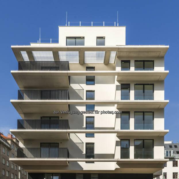 Buwog stellt Wohnprojekt 7Central in Wien-Neubau fertig., © Aussendung (15.01.2015)