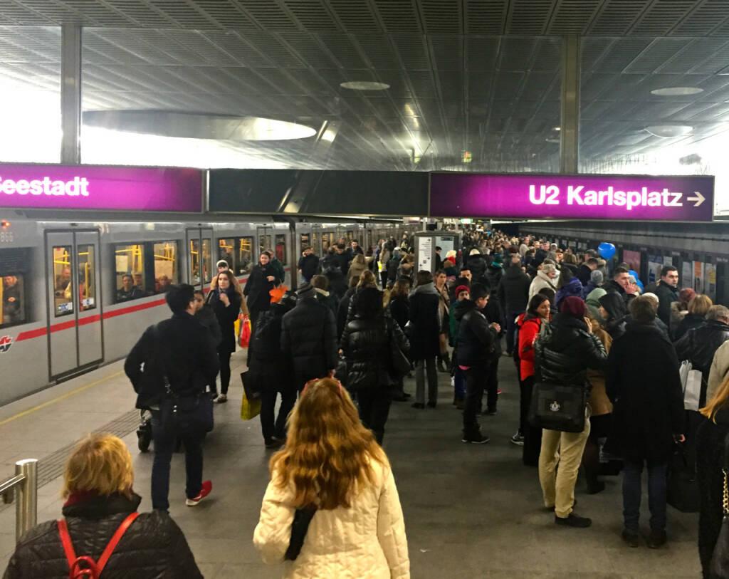 U Bahn (19.01.2015)