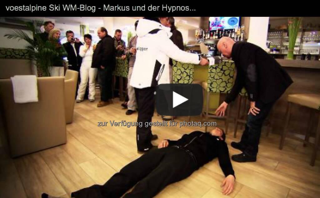 Mental-Suggesteur und Weltrekordler Franz Wruss - http://voestalpine-wm-blog.at/2013/02/11/der-hypnose-weltmeister/#.URjzmI7aK_Q, &copy; <a href=