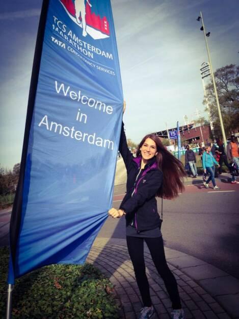 Amsterdam, © Melanie Raidl (22.01.2015)