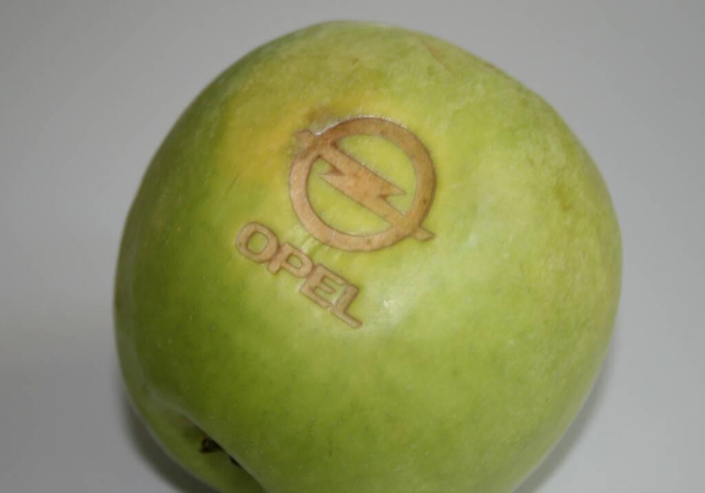Opel Apfel (23.01.2015)