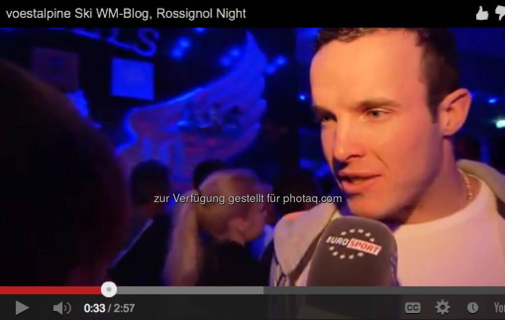 Christof Innerhofer - Rossignol feiert und alle sind dabei - http://voestalpine-wm-blog.at/2013/02/12/rossignol-feiert-und-alle-sind-dabei/#.URpanY7aK_Q, &copy; <a href=