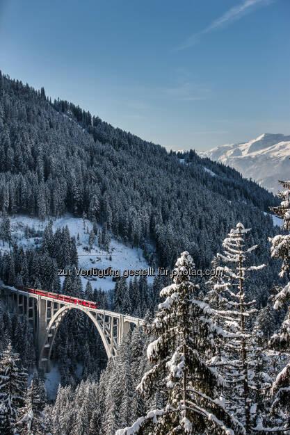 Schweiz Tourismus: 100 Jahre Chur-Arosa, © Aussender (27.01.2015)