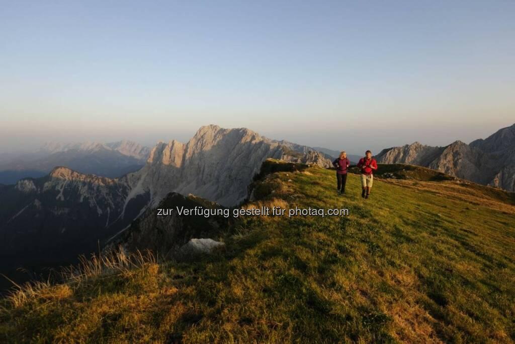 Weitwandern - Österreichs Wanderdörfer: Der große Trip! Mit freiem Kopf durchs ganze Land., © Aussender (29.01.2015)