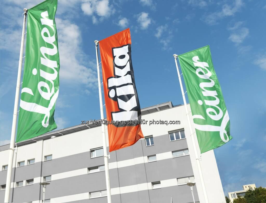 kika Leiner: kika Leiner stellt sich neu auf und investiert 65 Millionen Euro, © Aussender (03.02.2015)