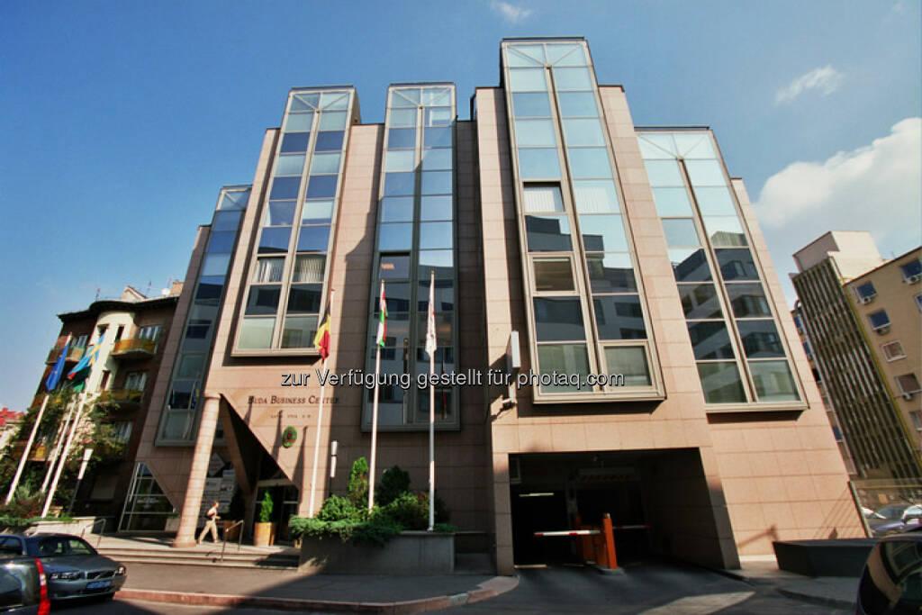 CA Immo setzt Verkauf von non-core Immobilien fort - Buda Business Center in Budapest wurde veräußert, © Aussendung (04.02.2015)