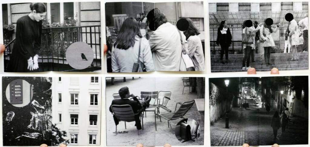 Ana Zaragoza - La Famille Poirot I, Caravanbook 2014, Beispielseiten, sample spreads - http://josefchladek.com/book/ana_zaragoza_-_la_famille_poirot_i, © (c) josefchladek.com (06.02.2015)