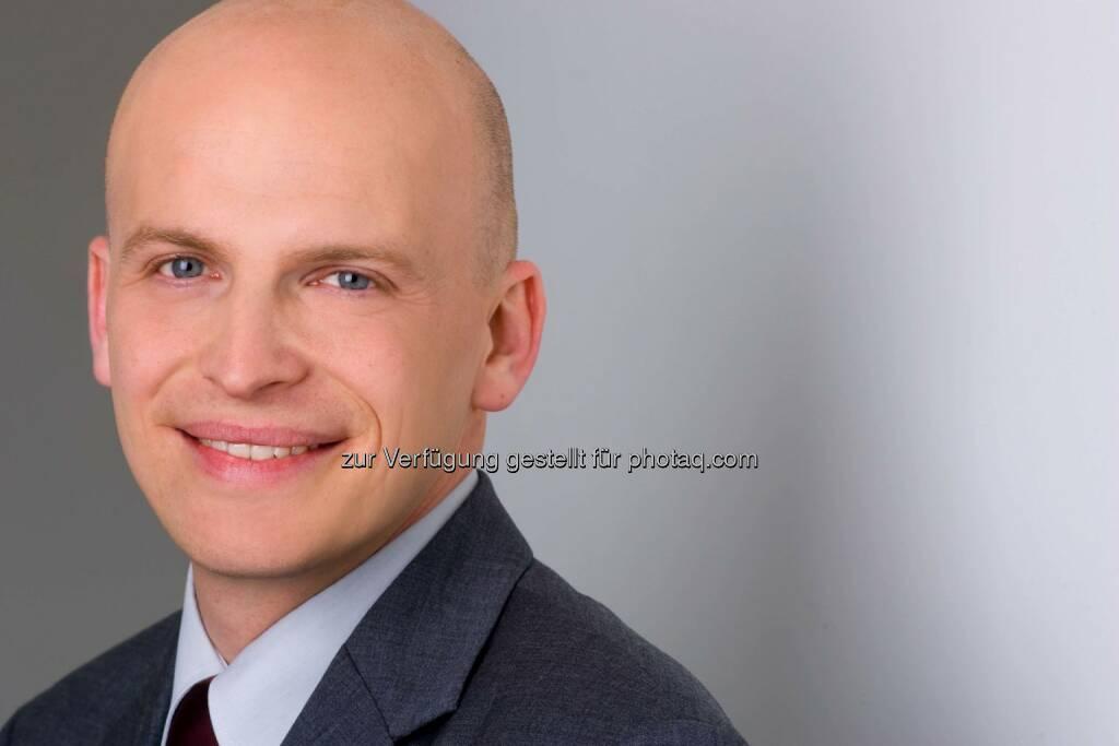 Bernd Allmer neuer Personalchef der Helvetia in Österreich, © Aussender (09.02.2015)