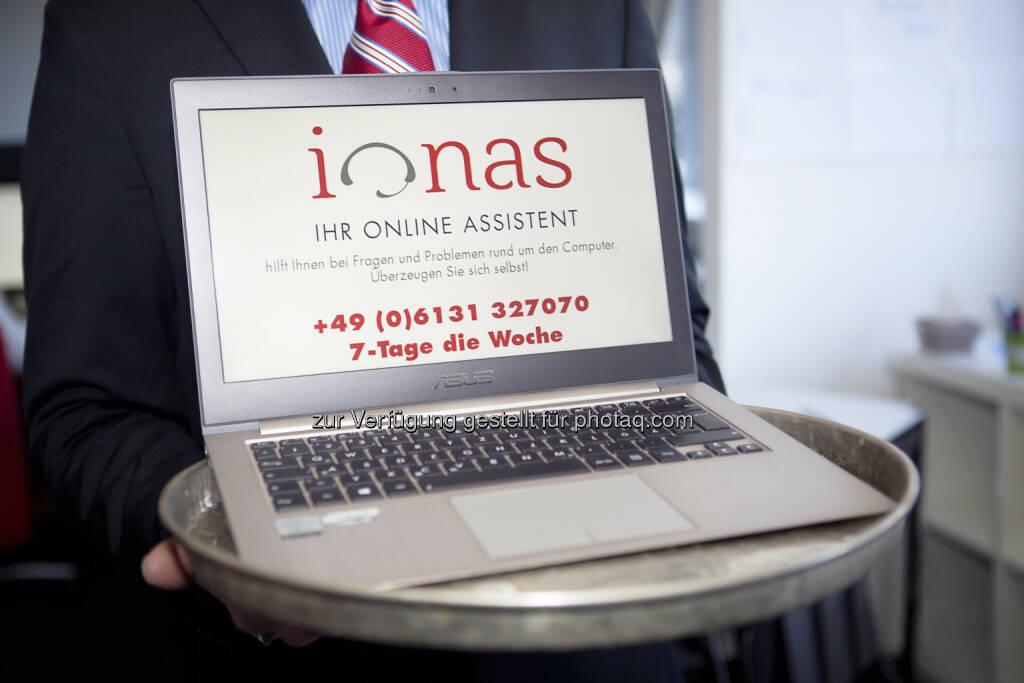 ionas OHG: Bei Anruf PC-Hilfe - Neuer Dienstleister bietet Rundum-Service, © Aussendung (09.02.2015)