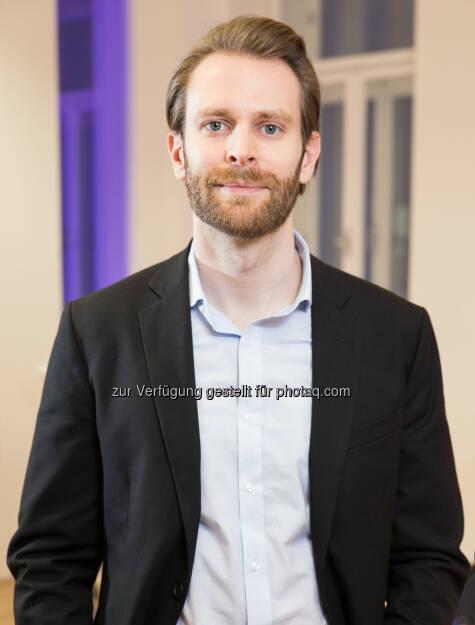Alexander Leopoldinger-Haiden neuer CMO bei durchblicker.at , © Aussender (12.02.2015)