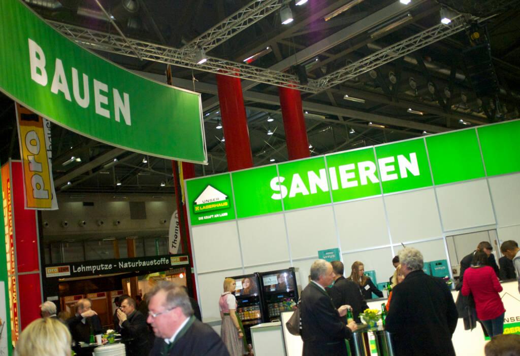 Raiffeisen Lagerhaus Bauen Sanieren (15.02.2015)