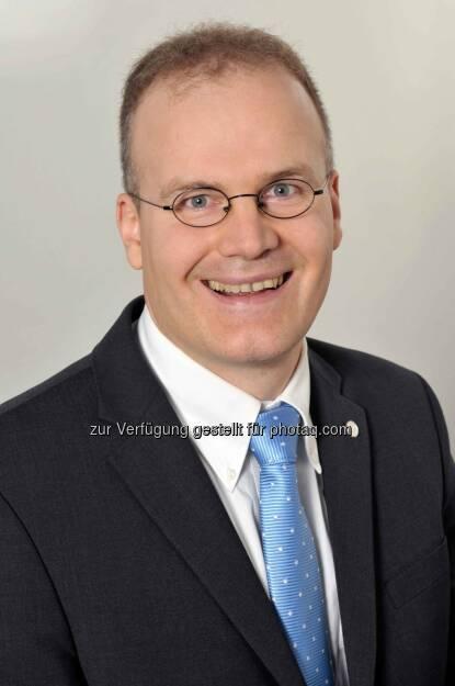 Christof Hollmann leitet den Bereich Tiergesundheit bei Bayer Austria, © Aussender (16.02.2015)