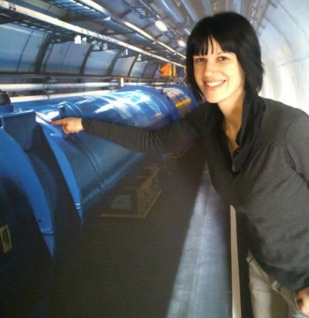 Zeigen CERN Katharina Schragl (mit freundlicher Genehmigung) (16.02.2015)