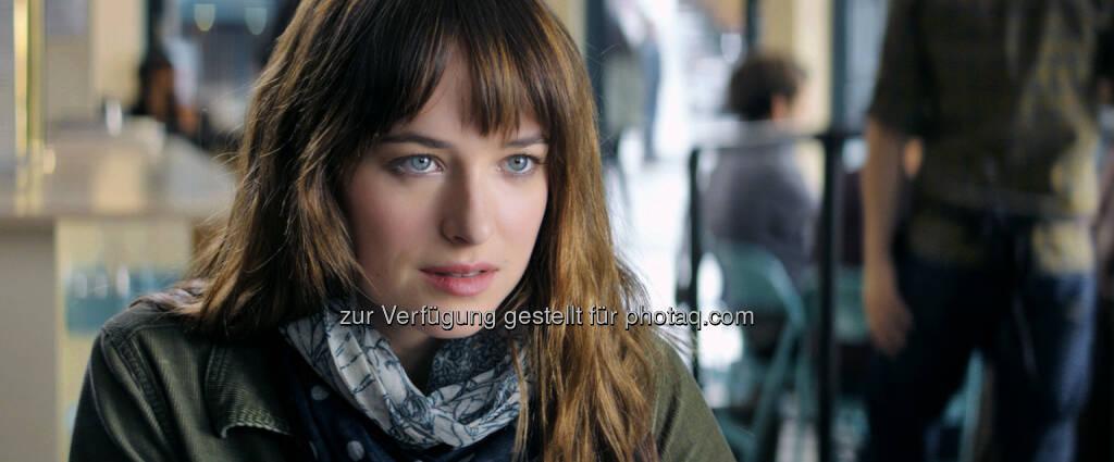 Dakota Johnson: Cineplexx Kinobetriebe GmbH: Rekordansturm zum Filmstart von Fifty Shades of Grey, © Aussendung (16.02.2015)
