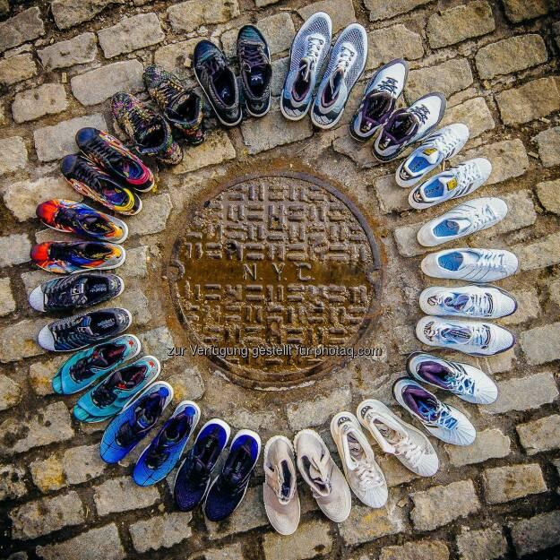 adidas New York NYC? Check. Where to next?  #teamadidas adidas Basketball adidas Originals  Source: http://facebook.com/adidas, © Aussendung (17.02.2015)