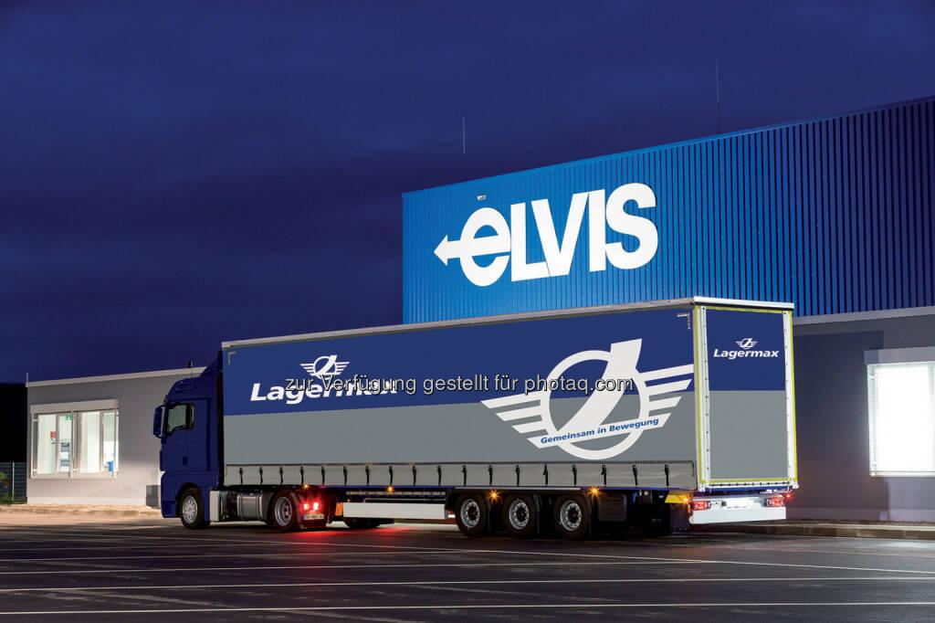 Lagermax Lagerhaus und Speditions AG: Lagermax neuer Partner der europäischen Teilladungskooperation E.L.V.I.S., © Aussendung (17.02.2015)